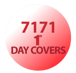 7 1 71 First Day Covers